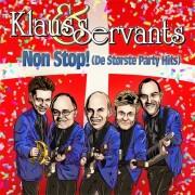 klaus and the servants - non stop! de største party hits - cd