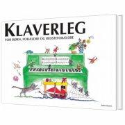 klaverleg 1 - for børn, forældre og bedsteforældre - bog