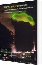 klima og mennesker - bog
