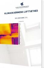 klimaskærmens lufttæthed - bog