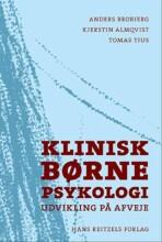klinisk børnepsykologi - bog