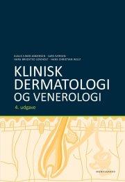 klinisk dermatologi og venerologi - bog