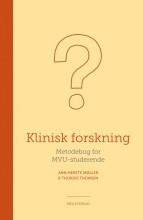 klinisk forskning - bog