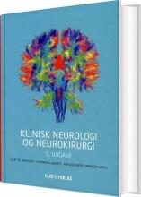 klinisk neurologi og neurokirurgi - bog