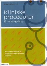 kliniske procedurer - bog