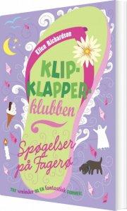 klipklapper-klubben 3: spøgelser på fagerø - bog
