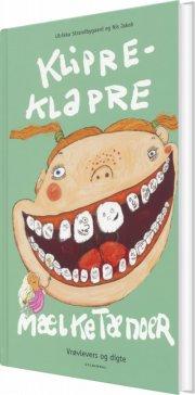 klipre-klapre mælketænder - bog
