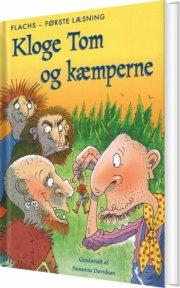 kloge tom og kæmperne - bog