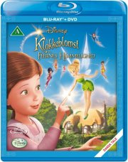 klokkeblomst og feernes hemmelighed - disney  - Blu-Ray + Dvd