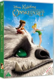 klokkeblomst og legenden om ønskedyret / tinker bell and the legend of the neverbeast - DVD