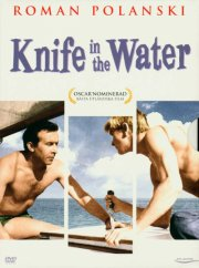 kniven i vandet / knife in the water - DVD