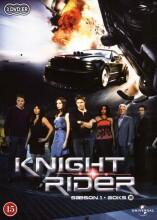 knight rider - sæson 1 - boks 2 - DVD
