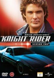 knight rider - sæson 2 - DVD