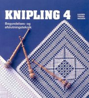knipling 4 - begyndelses- og afslutningsteknik - bog