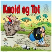 knold & tot julen 2018 - Tegneserie