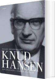 knud hansen - bog
