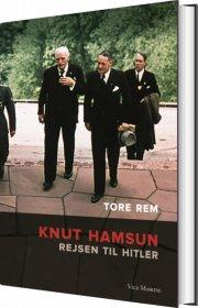 knut hamsun - rejsen til hitler - bog