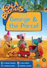koala brødrene 2 - gustav og den store pakke - DVD