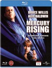 kodenavn mercury / mercury rising - Blu-Ray