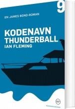 kodenavn thunderball - bog