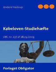 købeloven - studiehæfte - bog