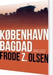 københavn bagdad - bog