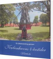 københavns 4 årstider - bog