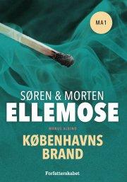 københavns brand - bog