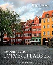 københavns torve og pladser - bog