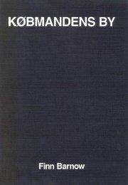 købmandens by - bog