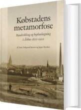 købstadens metamorfose - bog