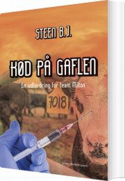 kød på gaflen - bog
