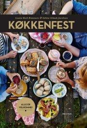køkkenfest - bog