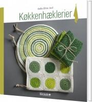 køkkenhæklerier - bog