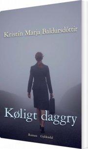 køligt daggry - bog