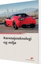 køretøjsteknologi og miljø - bog