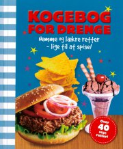 kogebog for drenge - bog