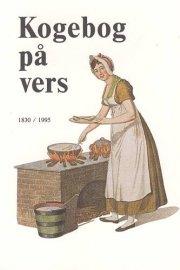 kogebog på vers - bog