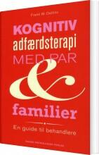 kognitiv adfærdsterapi med par og familier - bog