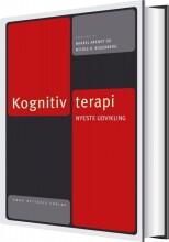 kognitiv terapi - bog