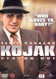 kojak - sæson 1 - DVD