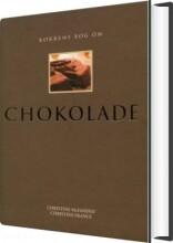 kokkens bog om chokolade - bog