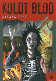 koldt blod, satans fest - bog