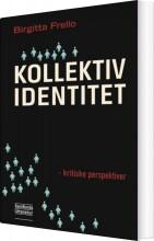 kollektiv identitet - bog