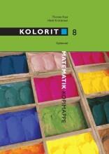 kolorit 8. klasse kopimappe - bog