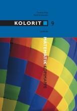 kolorit 9. klasse kopimappe - bog
