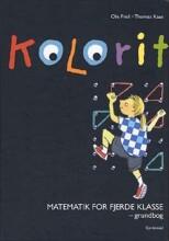 kolorit 4. klasse, grundbog - bog