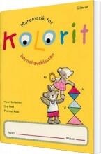 kolorit børnehaveklassen - bog