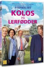 kolos på lerfødder / the hippopotamus - DVD