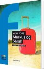 kom forbi: markus og sarah - bog